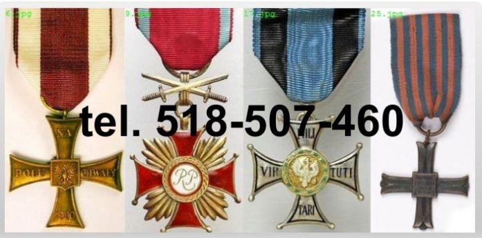 Kupie stare ordery, medale, odznaki, odznaczenia Kliknięcie w obrazek spowoduje wyświetlenie jego powiększenia