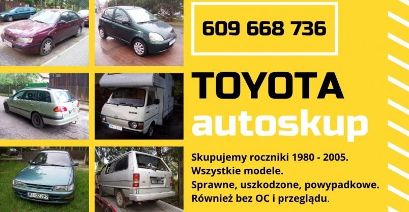 Auto skup Toyota i inne marki skup aut autoskup Płońsk skup samochodów Mazowieckie Kliknięcie w obrazek spowoduje wyświetlenie jego powiększenia