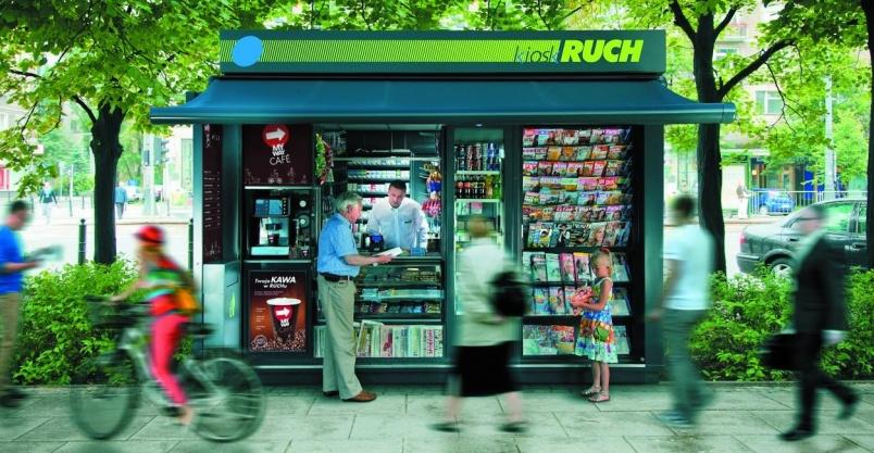 Prowadzenie Kiosku RUCH w Płońsku Kliknięcie w obrazek spowoduje wyświetlenie jego powiększenia