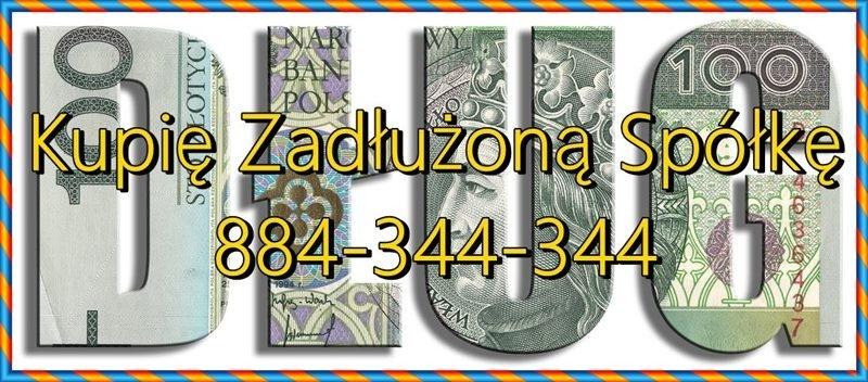 Zadłużona Spółka Zakup - Ochrona Podatkowa i 299 ksh Kliknięcie w obrazek spowoduje wyświetlenie jego powiększenia