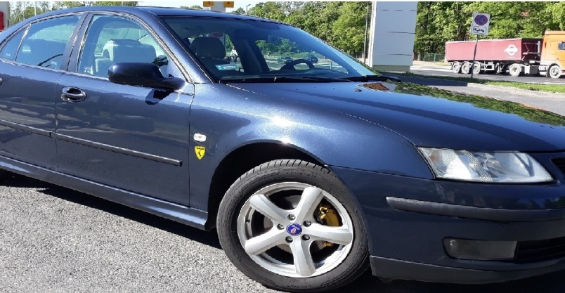 Saab 9-3, 1.8i+LPG, 2004r Kliknięcie w obrazek spowoduje wyświetlenie jego powiększenia