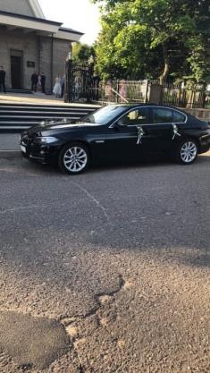 Wynajmę auto samochód BMW f10 do ślubu Kliknięcie w obrazek spowoduje wyświetlenie jego powiększenia