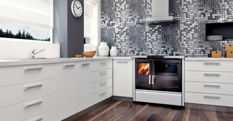 Kuchnie węglowe, na drewno, pellety, piecyki, kominki. Kliknięcie w obrazek spowoduje wyświetlenie jego powiększenia