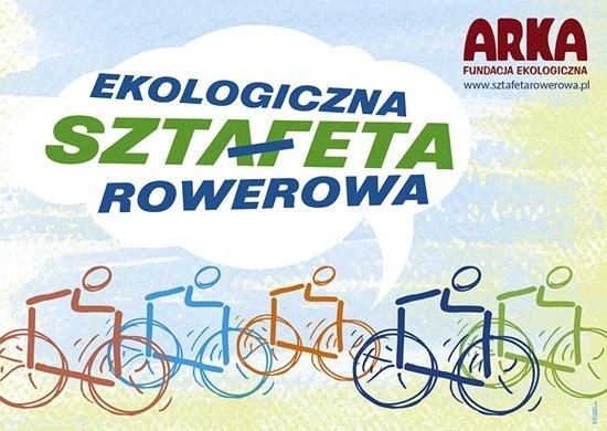 Ekologiczna Sztafeta Rowerowa wystartowała Kliknięcie w obrazek spowoduje wyświetlenie jego powiększenia