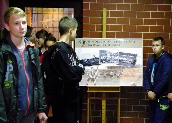 Z Muzeum Sportu do Płońska Kliknięcie w obrazek spowoduje wyświetlenie jego powiększenia
