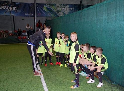 Pracowita zima w Football Academy Płońsk Kliknięcie w obrazek spowoduje wyświetlenie jego powiększenia