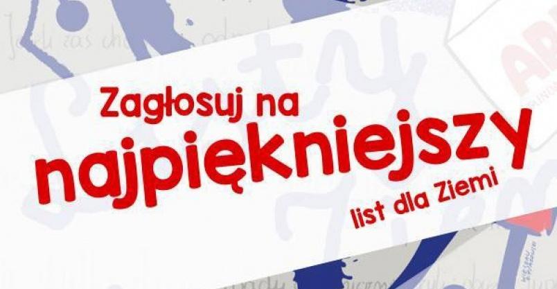 """Uczennica z Płońska w finale """"Listów dla Ziemi"""" Kliknięcie w obrazek spowoduje wyświetlenie jego powiększenia"""