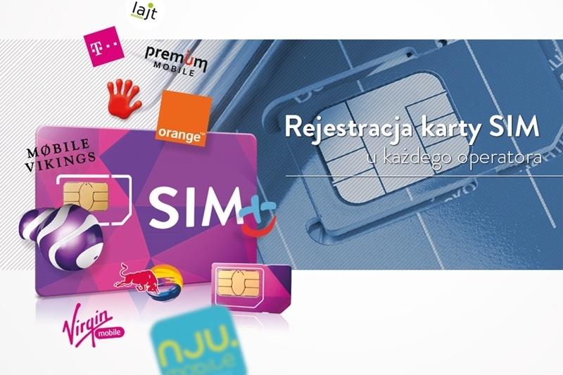 Zarejestruj kartę SIM, bo będzie wyłączona Kliknięcie w obrazek spowoduje wyświetlenie jego powiększenia