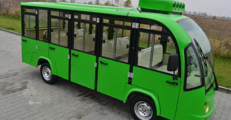 Płoński EKObus na baterie Kliknięcie w obrazek spowoduje wyświetlenie jego powiększenia