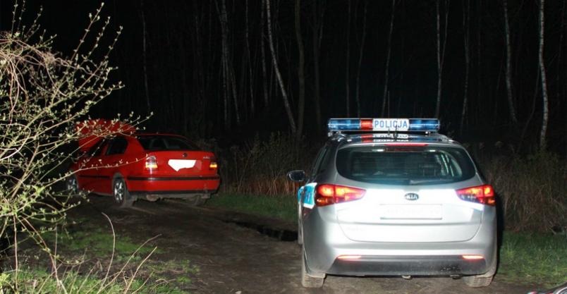 Pijany 32-latek próbował przejechać interweniujących policjantów. W samochodzie przewoził dziecko i żonę Kliknięcie w obrazek spowoduje wyświetlenie jego powiększenia