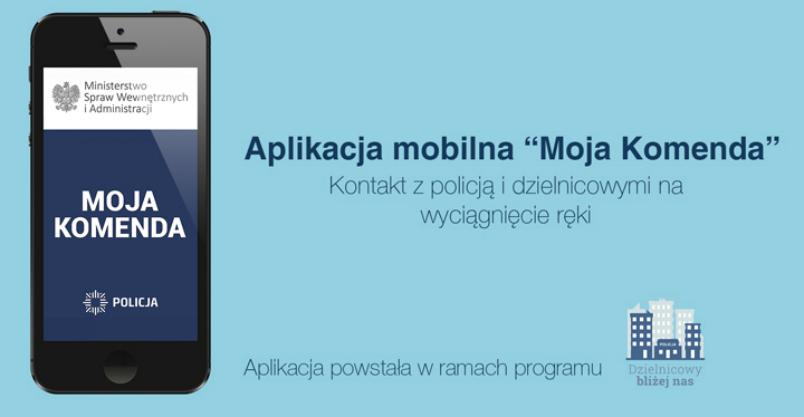 """""""Namierz"""" dzielnicowego przez aplikację mobilną Kliknięcie w obrazek spowoduje wyświetlenie jego powiększenia"""