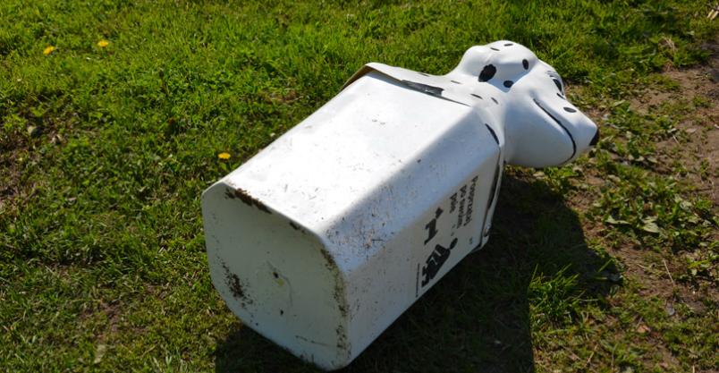 Atak na psie toalety Kliknięcie w obrazek spowoduje wyświetlenie jego powiększenia