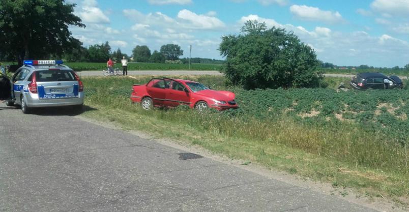 Trzy osoby ranne po zderzeniu na skrzyżowaniu Kliknięcie w obrazek spowoduje wyświetlenie jego powiększenia