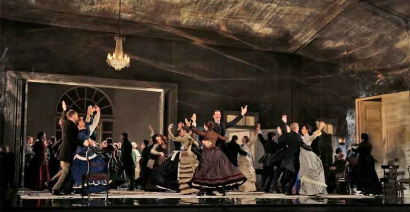 Opera Giuseppe Verdiego w czterech aktach Kliknięcie w obrazek spowoduje wyświetlenie jego powiększenia