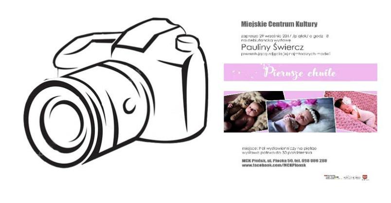 ,,Pierwsze chwile''- wystawa fotografii  Kliknięcie w obrazek spowoduje wyświetlenie jego powiększenia