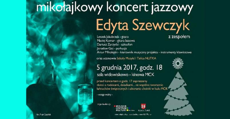 Mikołajkowy koncert jazzowy Kliknięcie w obrazek spowoduje wyświetlenie jego powiększenia