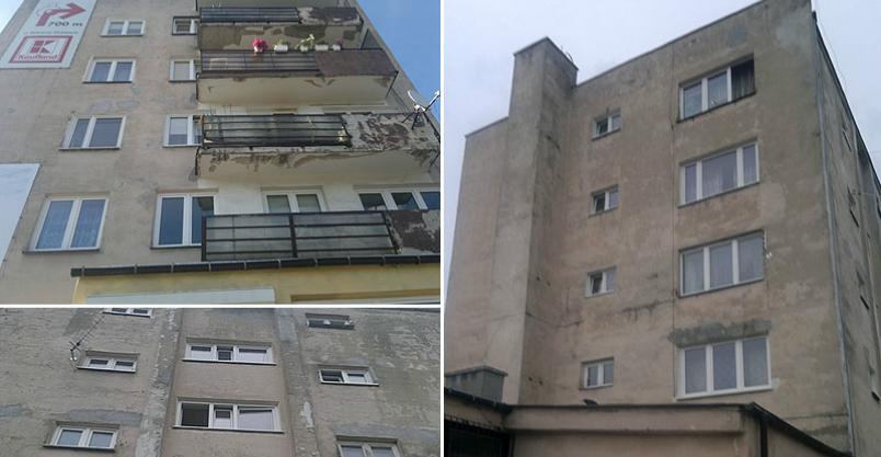 W domach z betonu nie ma jasnej własności... Kliknięcie w obrazek spowoduje wyświetlenie jego powiększenia