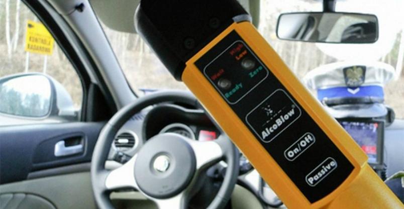 Ujęcie obywatelskie pijanego kierowcy Kliknięcie w obrazek spowoduje wyświetlenie jego powiększenia