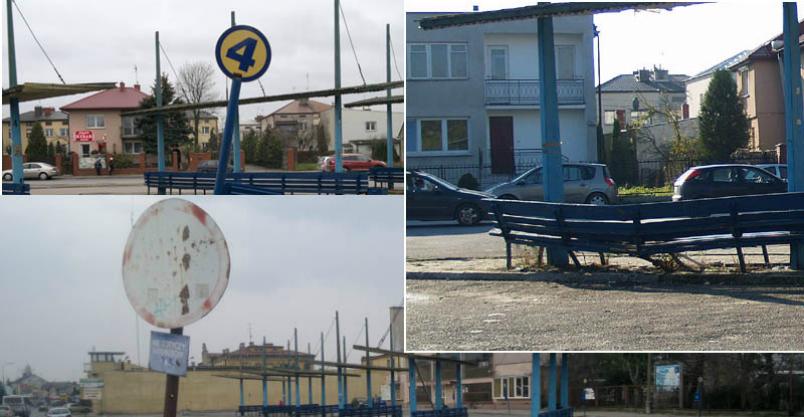 Dworzec w ruinie dostrzeżony przez radną Kliknięcie w obrazek spowoduje wyświetlenie jego powiększenia