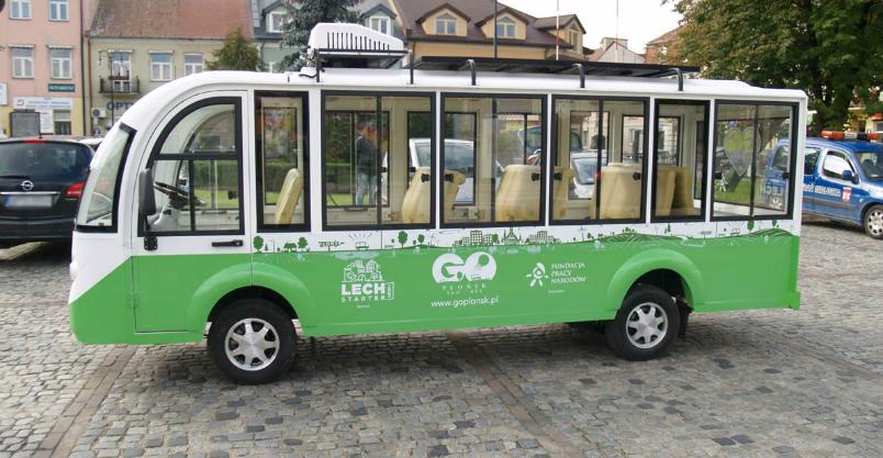 EKObus za darmo dla klientów hipermarketów w Płońsku Kliknięcie w obrazek spowoduje wyświetlenie jego powiększenia