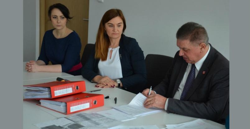Będzie nowy blok komunalny na ulicy Padlewskiego Kliknięcie w obrazek spowoduje wyświetlenie jego powiększenia