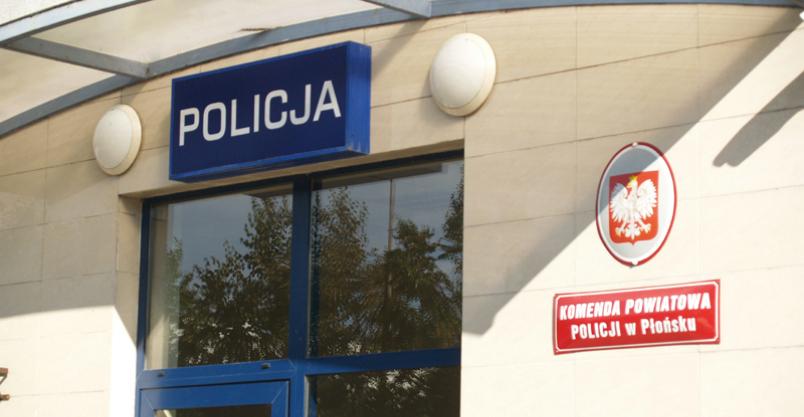 Chciał uciec policji w środku miasta Kliknięcie w obrazek spowoduje wyświetlenie jego powiększenia