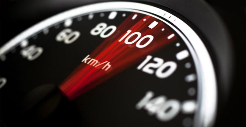"""Piraci na K-62. """"Rekordzista"""" jechał 123 km/h Kliknięcie w obrazek spowoduje wyświetlenie jego powiększenia"""