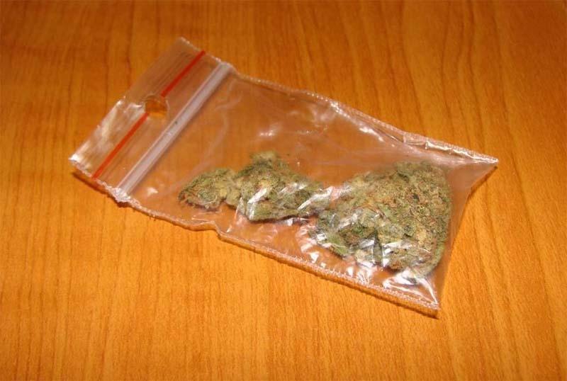 16-latek uciekał przed policją. Miał marihuanę Kliknięcie w obrazek spowoduje wyświetlenie jego powiększenia
