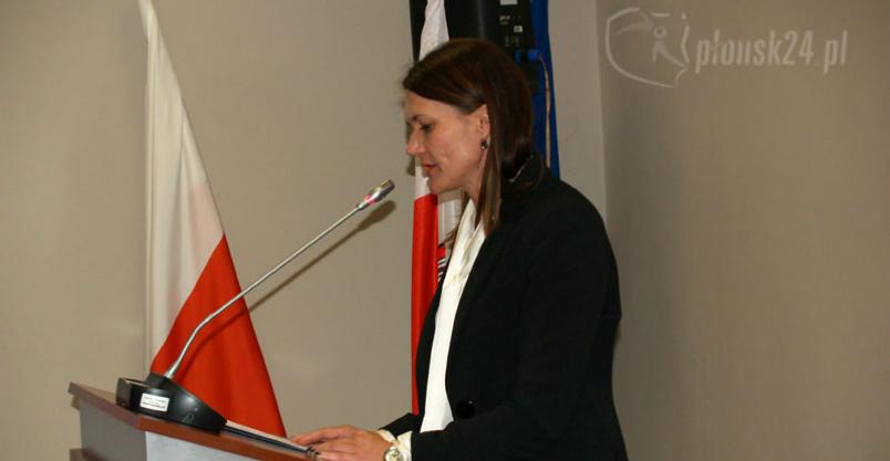 Elżbieta Wiśniewska starostą. Powiat przejęła kontrowersyjna koalicja Kliknięcie w obrazek spowoduje wyświetlenie jego powiększenia