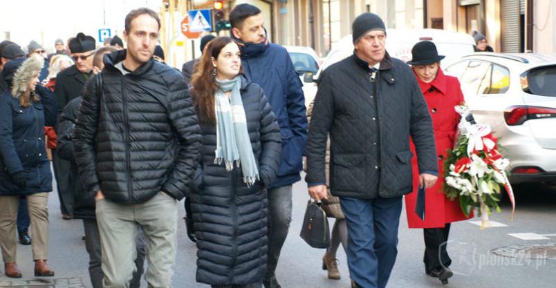 Ulicami Płońska po raz kolejny przeszedł Marsz Milczenia Kliknięcie w obrazek spowoduje wyświetlenie jego powiększenia