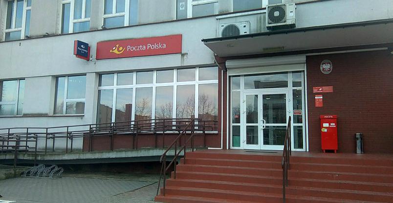 Punkt pocztowy w północnej części Płońska? Kliknięcie w obrazek spowoduje wyświetlenie jego powiększenia