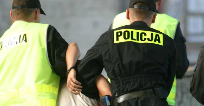 Napadł i dotkliwie pobił dwóch przechodniów. Szybko trafił w ręce płońskich policjantów Kliknięcie w obrazek spowoduje wyświetlenie jego powiększenia