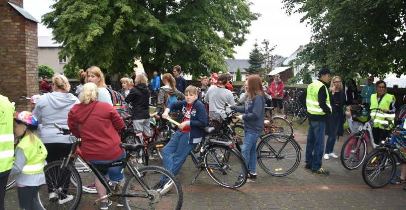 Marsz Gwiaździsty 2019 – rowerem przez powiat płoński Kliknięcie w obrazek spowoduje wyświetlenie jego powiększenia