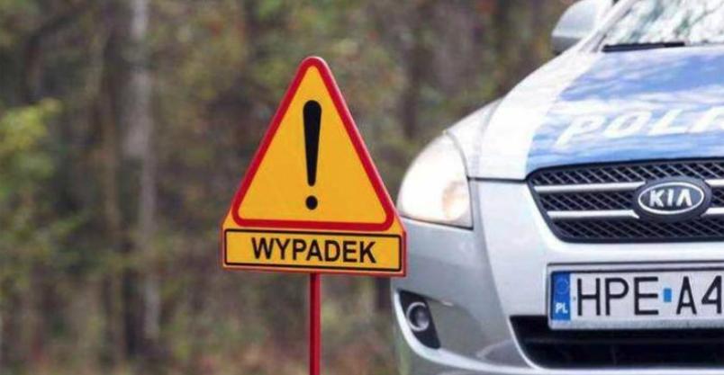 Wypadek na 7-ce. Ranny kierowca Kliknięcie w obrazek spowoduje wyświetlenie jego powiększenia