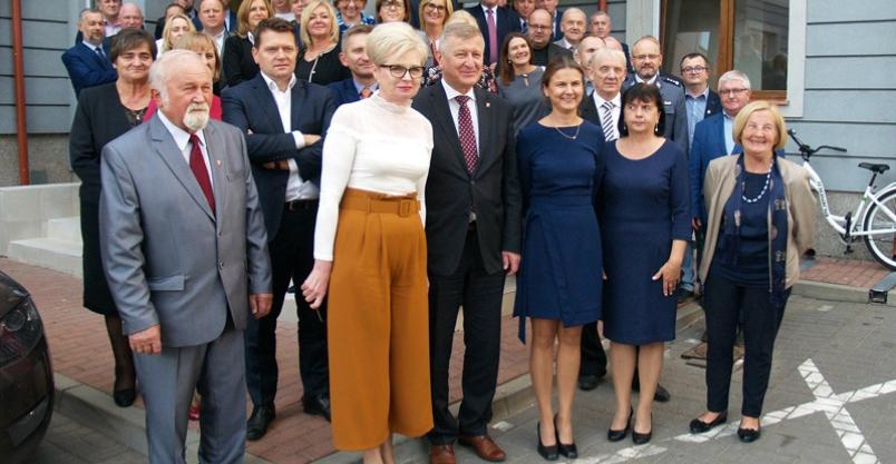 Była wicestarosta sekretarzem gminy Raciąż Kliknięcie w obrazek spowoduje wyświetlenie jego powiększenia
