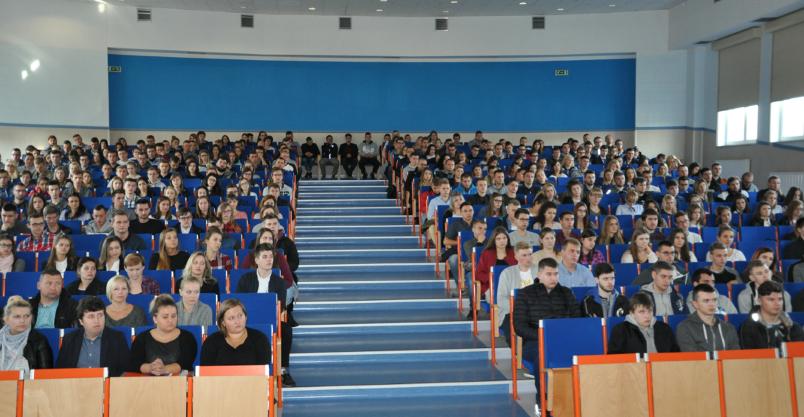 Rekrutacji na półmetku - Państwowa Wyższa Szkoła Zawodowa  w Ciechanowie. Kliknięcie w obrazek spowoduje wyświetlenie jego powiększenia