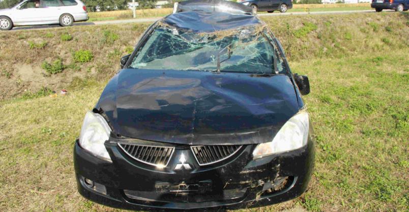 Cztery osoby ranne w wypadku w Baboszewie Kliknięcie w obrazek spowoduje wyświetlenie jego powiększenia