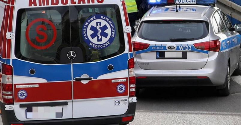 Śmiertelny wypadek na drodze Dzierzążnia - Baboszewo Kliknięcie w obrazek spowoduje wyświetlenie jego powiększenia