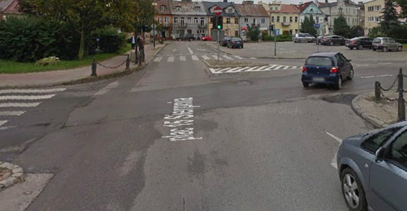 Zamknięty odcinek Grunwaldzkiej Kliknięcie w obrazek spowoduje wyświetlenie jego powiększenia