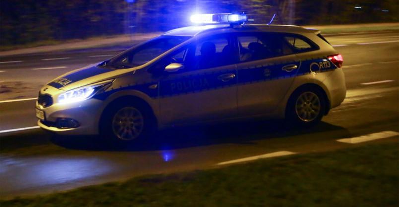"""Policyjny pościg na """"siódemce"""". Uciekinier użył sygnałów świetlnych... Kliknięcie w obrazek spowoduje wyświetlenie jego powiększenia"""
