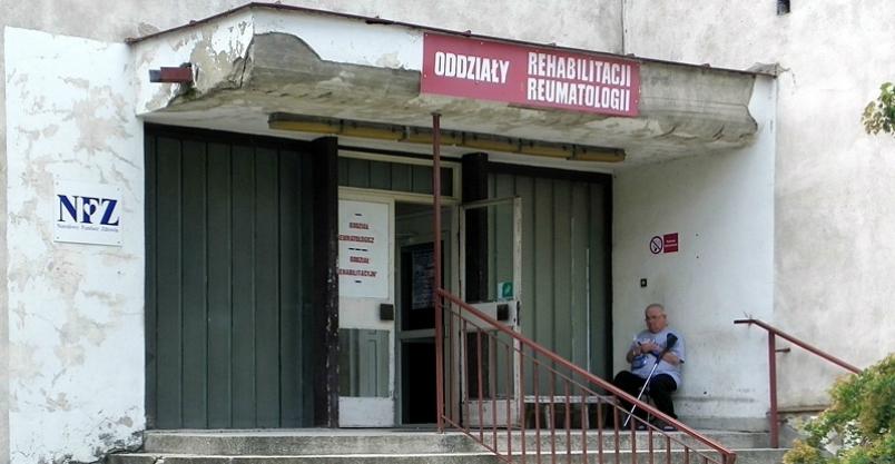 Powiat w konflikcie ze szpitalem i miastem Kliknięcie w obrazek spowoduje wyświetlenie jego powiększenia