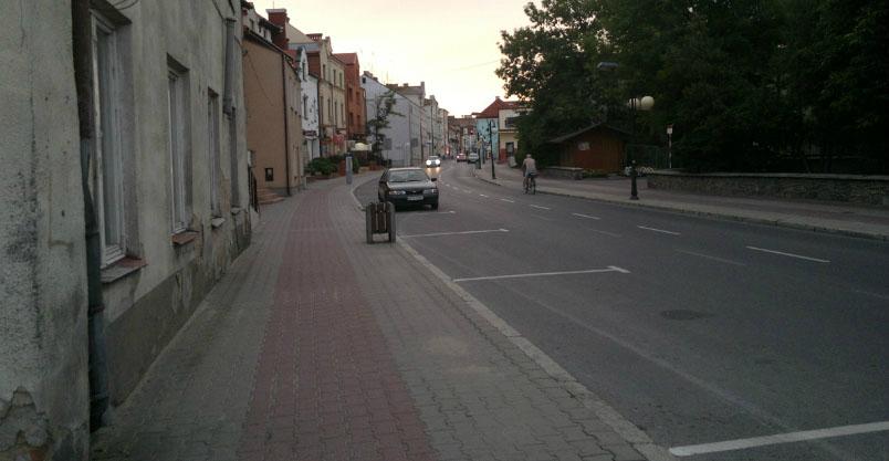 """Kolejny odcinek z cyklu: """"Zakochaj się w Polsce"""" będzie poświęcony miastu nad Płonką Kliknięcie w obrazek spowoduje wyświetlenie jego powiększenia"""