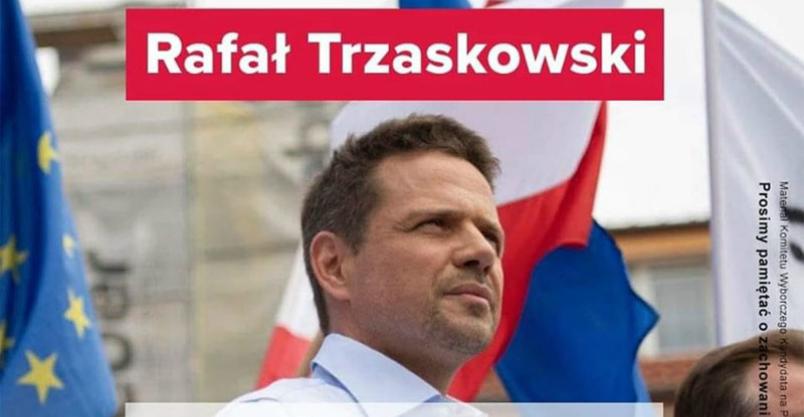 Rafał Trzaskowski odwiedzi Płońsk  Kliknięcie w obrazek spowoduje wyświetlenie jego powiększenia