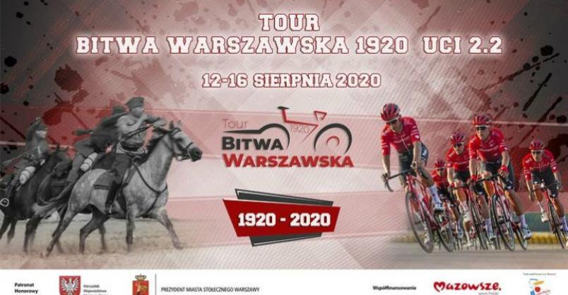 Kolarze Tour Bitwa Warszawska będą finiszować na ul. Kopernika Kliknięcie w obrazek spowoduje wyświetlenie jego powiększenia