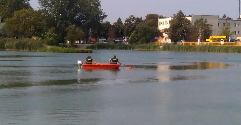 Temat: Rutki – w perspektywie pogłębienie płońskiego jeziorka Kliknięcie w obrazek spowoduje wyświetlenie jego powiększenia