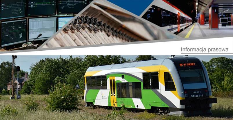 Pociągi między Sierpcem i Nasielskiem pojadą po przebudowanych mostach Kliknięcie w obrazek spowoduje wyświetlenie jego powiększenia