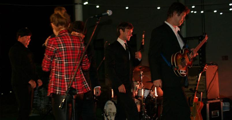 Pożegnanie wakacji z Beatlesami z Wrocławia Kliknięcie w obrazek spowoduje wyświetlenie jego powiększenia