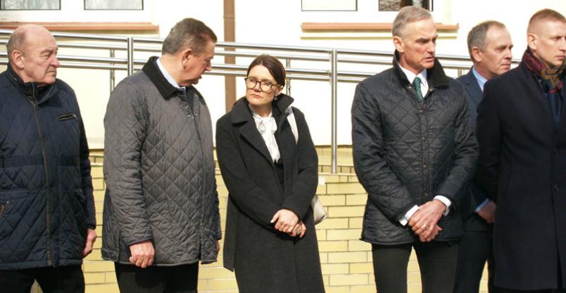 Burmistrz pyta starostwo o płoński szpital Kliknięcie w obrazek spowoduje wyświetlenie jego powiększenia