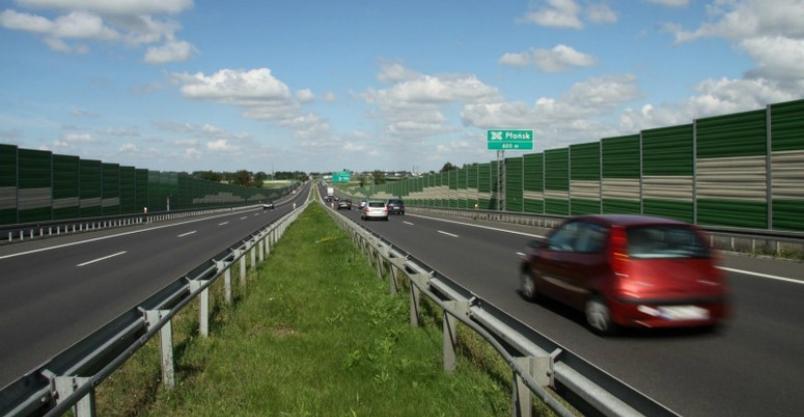 Budowa odcinka S7 – Siedlin - Załuski Kliknięcie w obrazek spowoduje wyświetlenie jego powiększenia