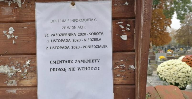 W Płońsku handel przy cmentarzu bezpłatnie przedłużony do 15 listopada Kliknięcie w obrazek spowoduje wyświetlenie jego powiększenia